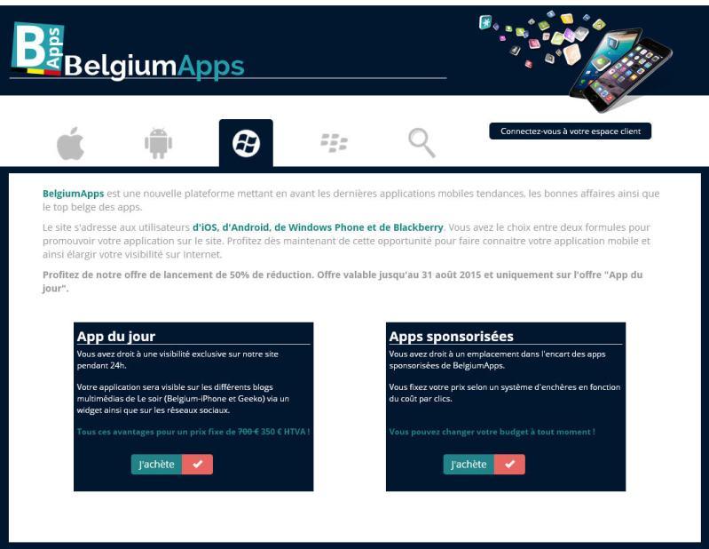 belgium Apps 02