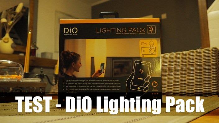 dio lighting pack