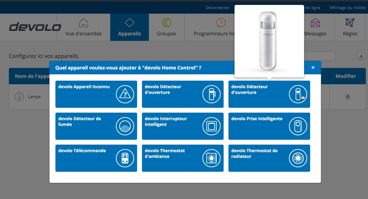 devolo home control 20