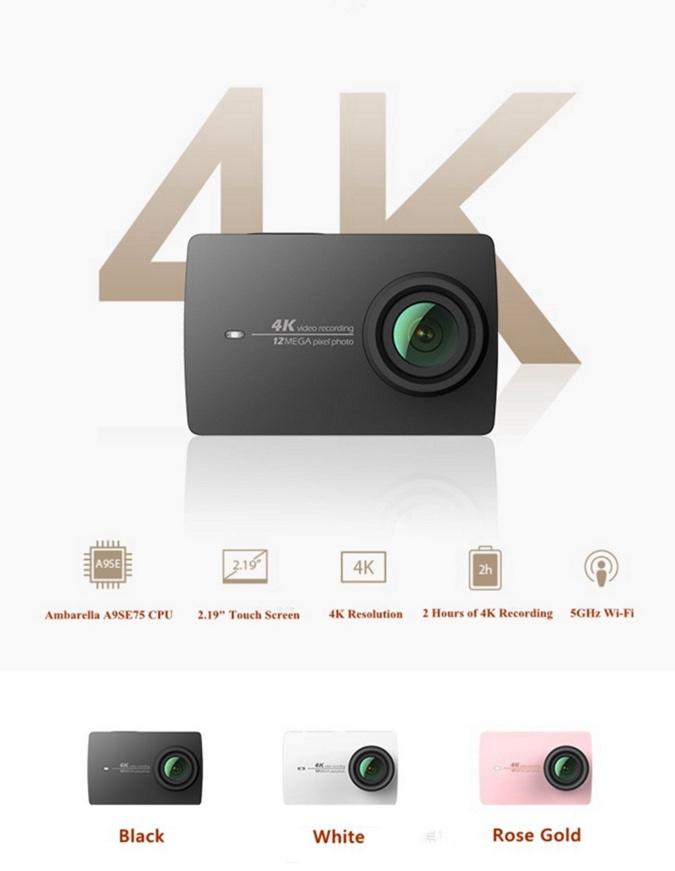 Xiaomi yi 2
