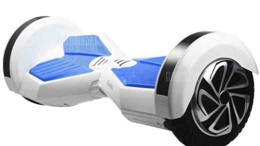 Hoverboard AOSDER Q6 Bluetooth à 151€