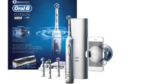Oral-B Genius 9000 – La brosse à dent à 300€