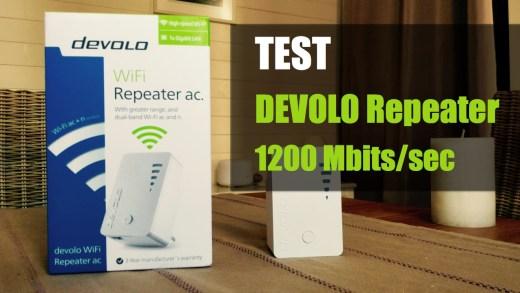 TEST – Devolo Repeater AC – Simple et (vraiment) fiable !