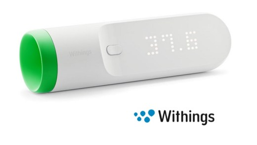 Withings Thermo – Et si on prenait sa température autrement ?