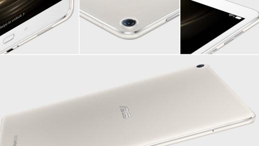 Asus ZenPad 3S – Un design premium tout en puissance