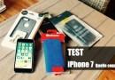 Test – iPhone 7 – Quelle coque de protection choisir ?