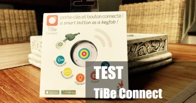 Test – TiBe Connect – Le porte-clé connecté de la French Tech compatible IFTTT