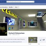 Facebook business set up for Vortech Enterprises