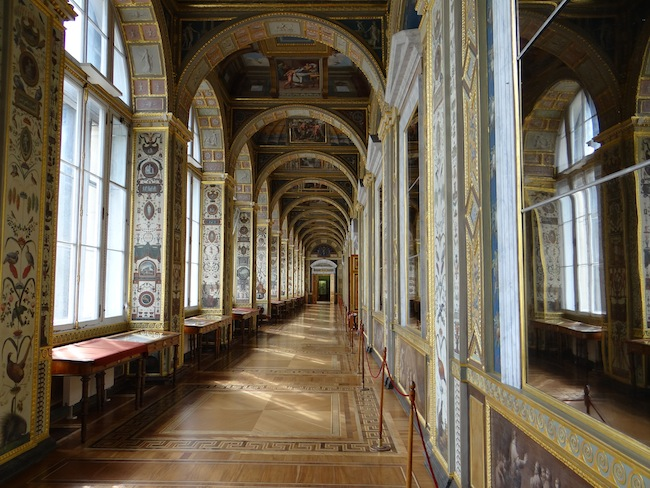 Hermitage museum video tour and photos st petersburg for Tour hermitage