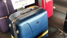 Seabourn Suitcases