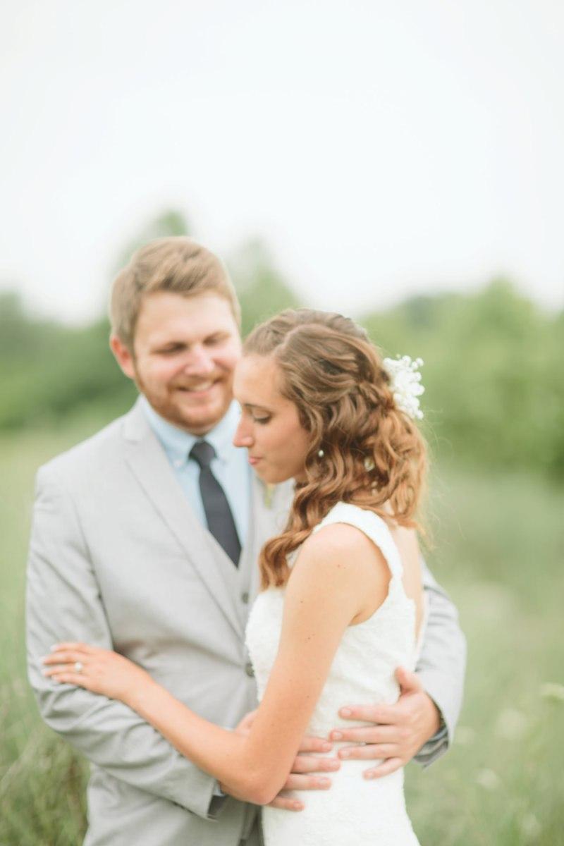 Elizabeth + Justin | Lake Lyndsay Wedding