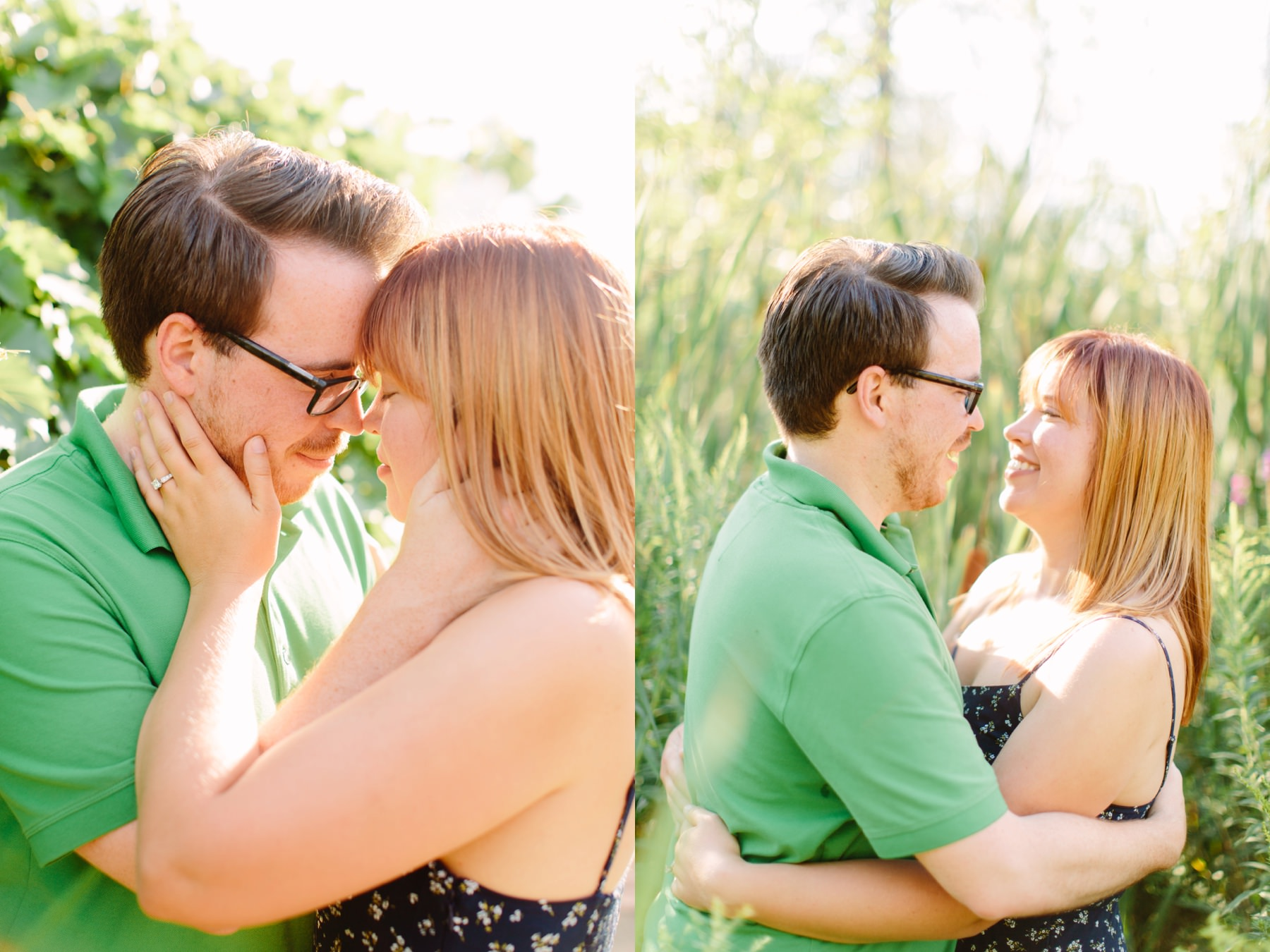 Tire Swing Photography | Detroit, Michigan Engagement Session_0001