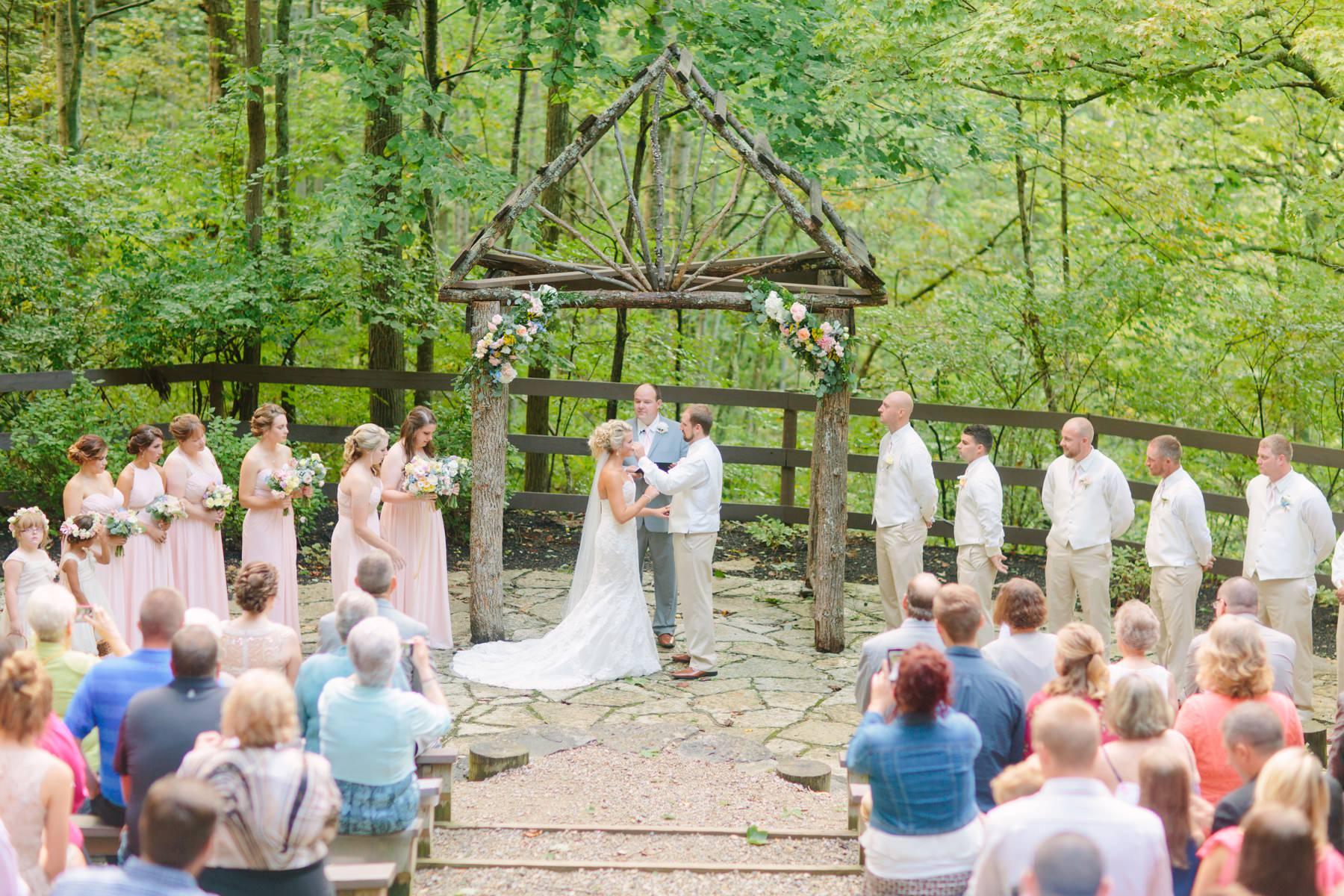 Tire Swing Photography | Timeless Charm Wedding | Camden, Ohio 17