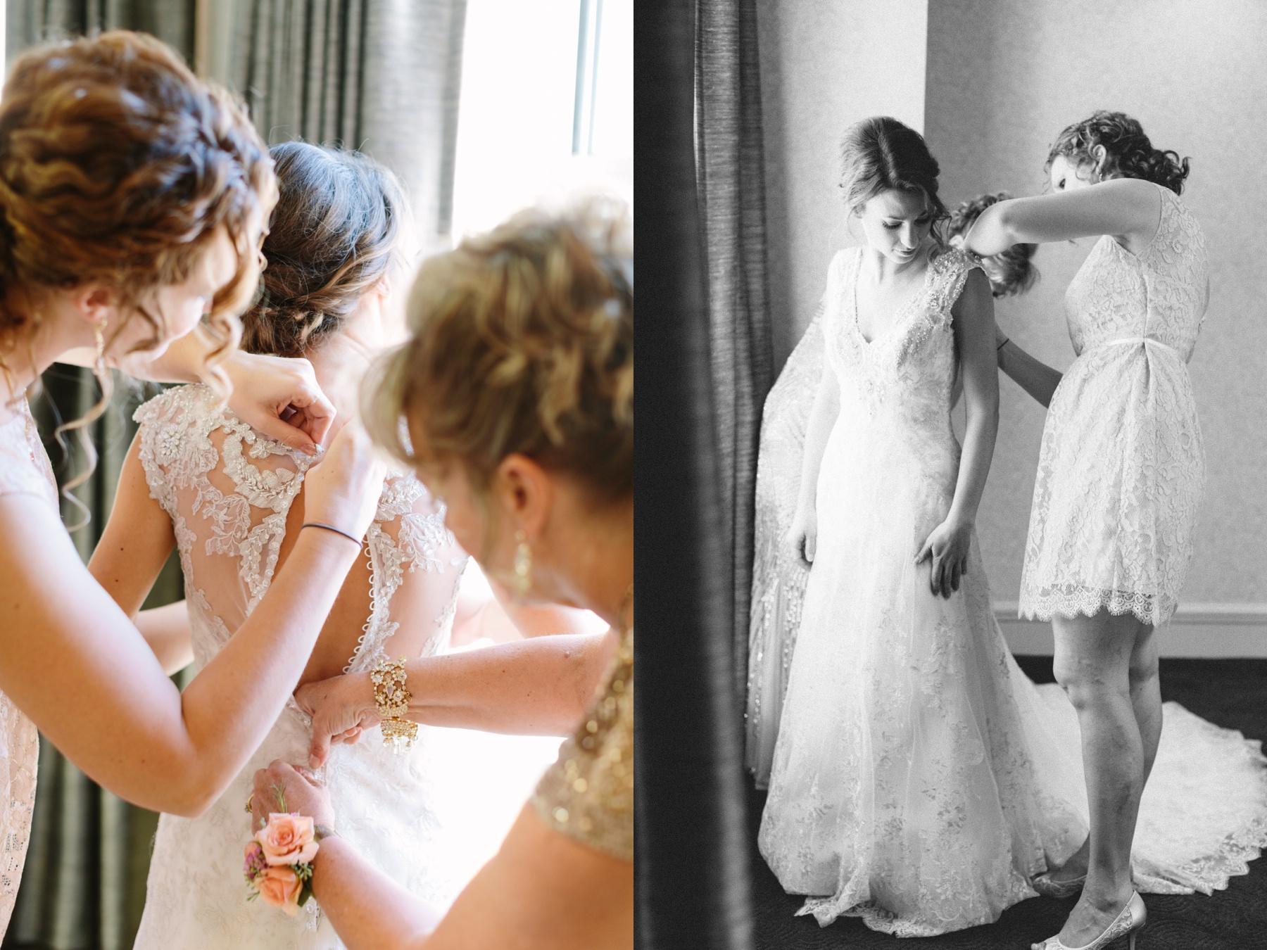 Tire Swing Photography | Hilton Netherland Plaza | Downtown Wedding Photography_0001