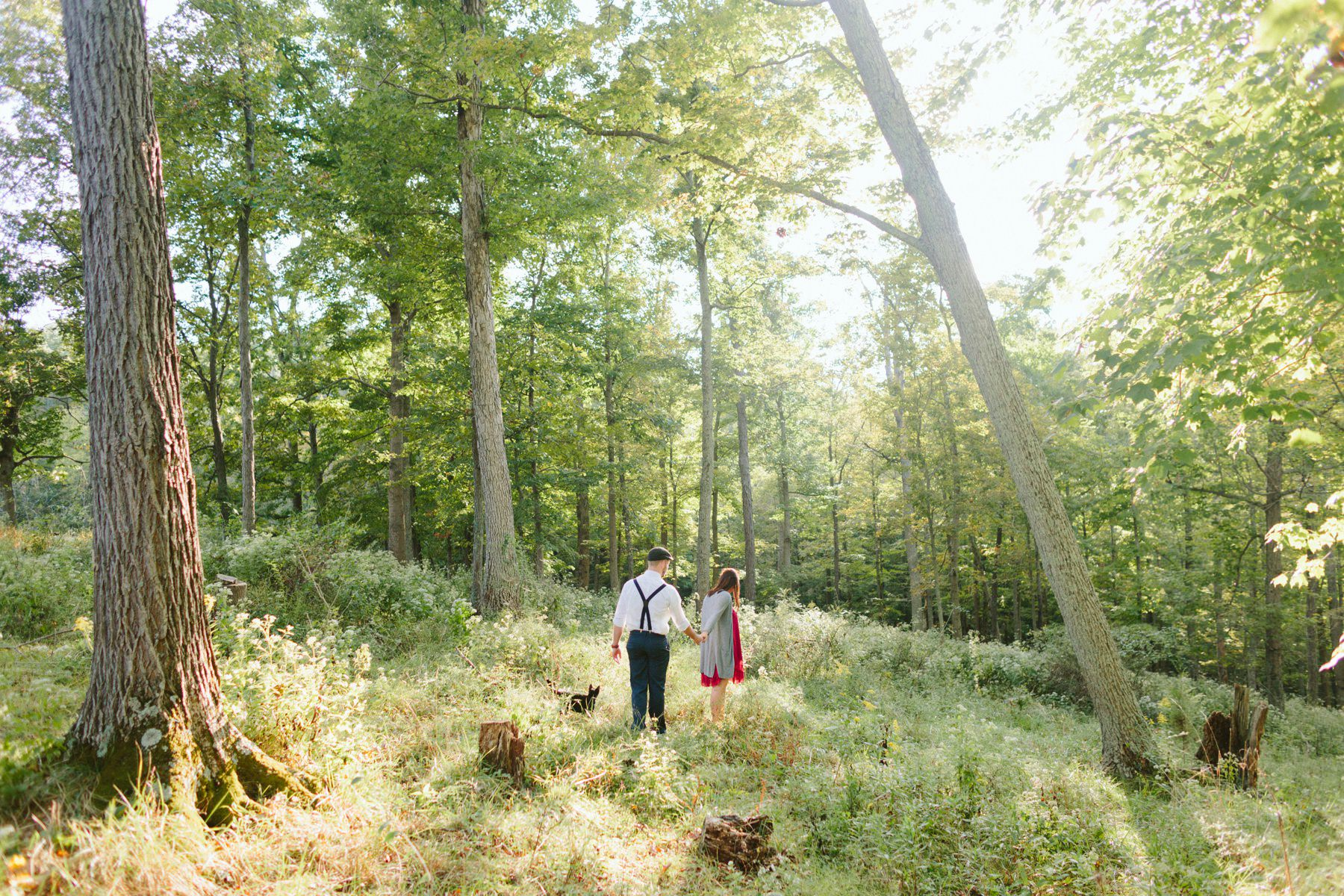 Tire Swing Photography | Kentucky Farm Engagement Session_0020