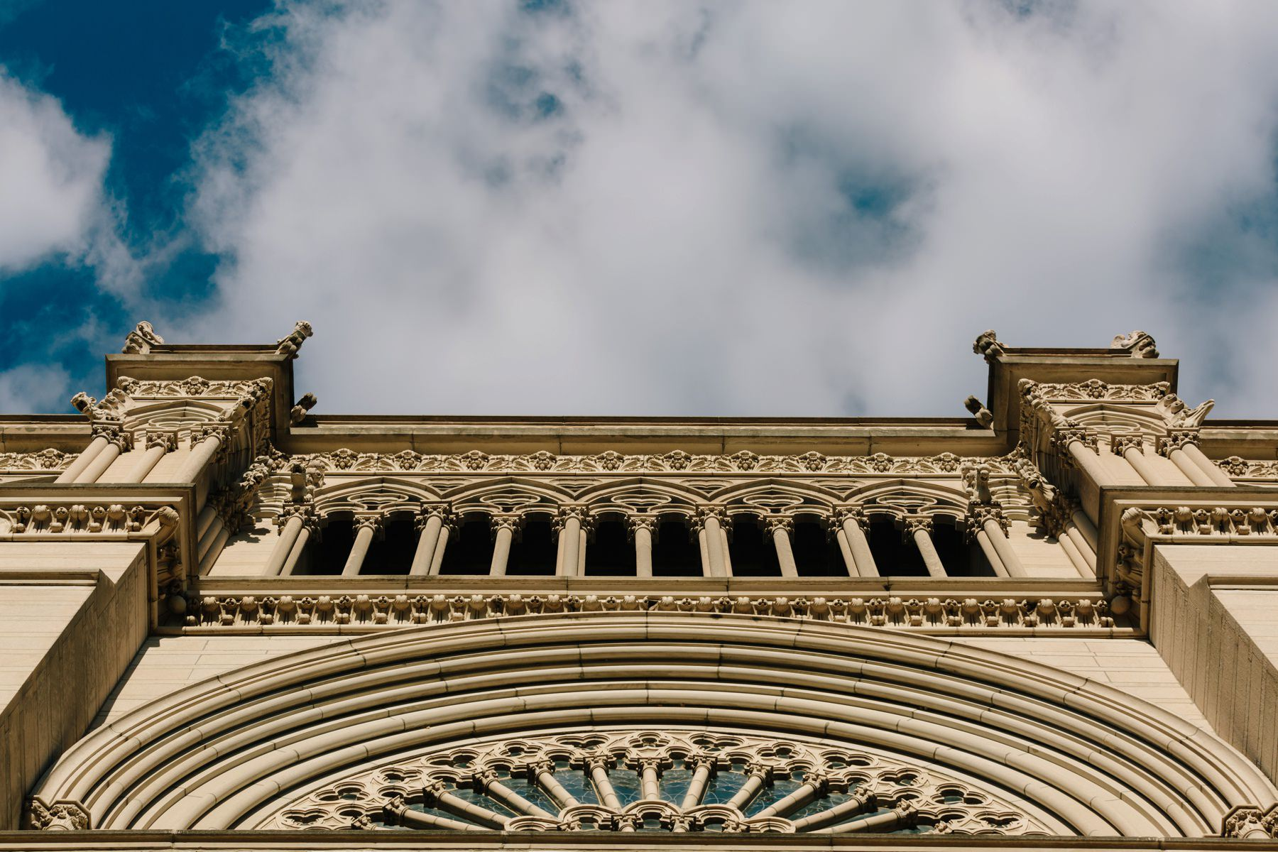 Tire Swing Photography | St. Mary's Cathedral Basilica of the Assumption | Downtown Cincinnati Wedding Photographers_0053