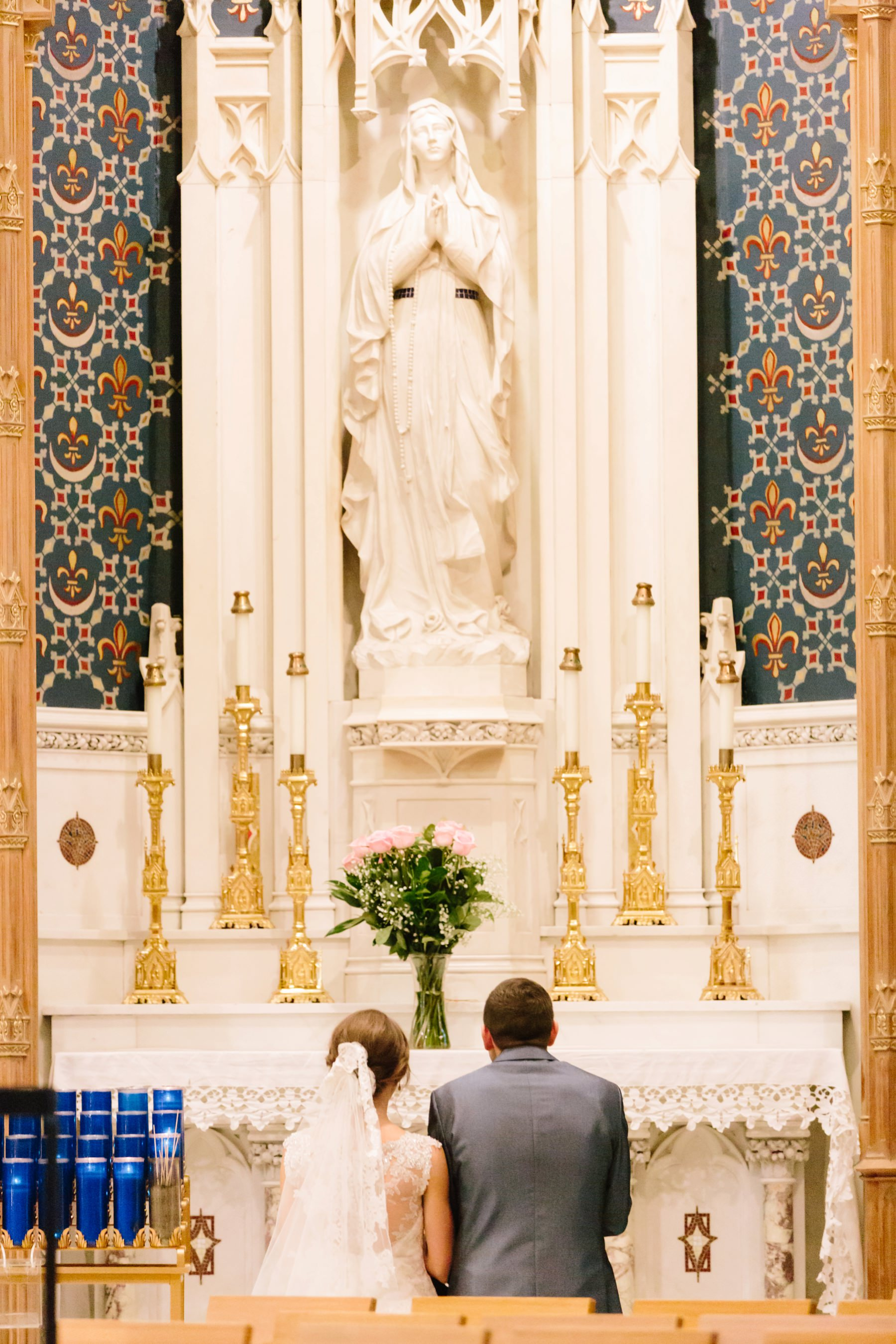 Tire Swing Photography | St. Mary's Cathedral Basilica of the Assumption | Downtown Cincinnati Wedding Photographers_0063