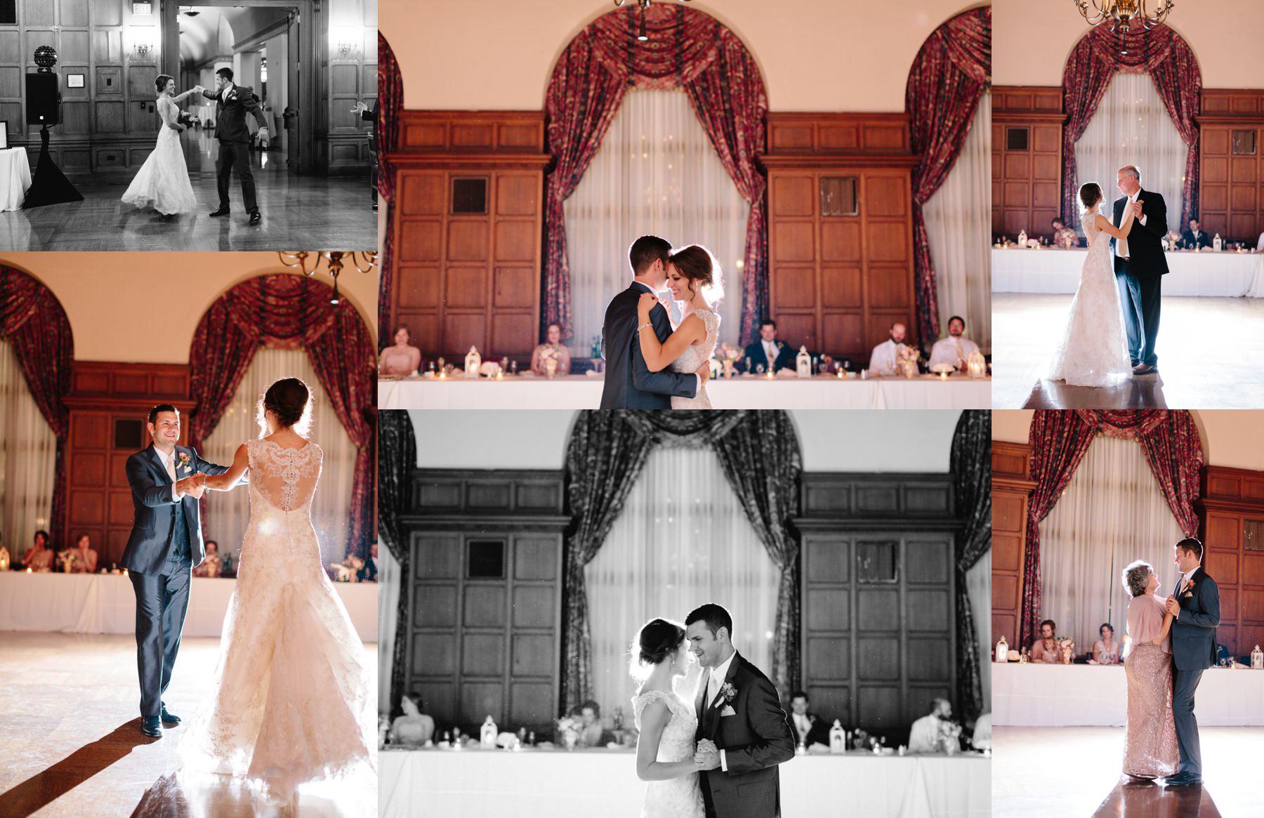 "Tire Swing Photography | The Cincinnati Club ""Oak Room"" | Downtown Cincinnati Wedding Photographers_0066"