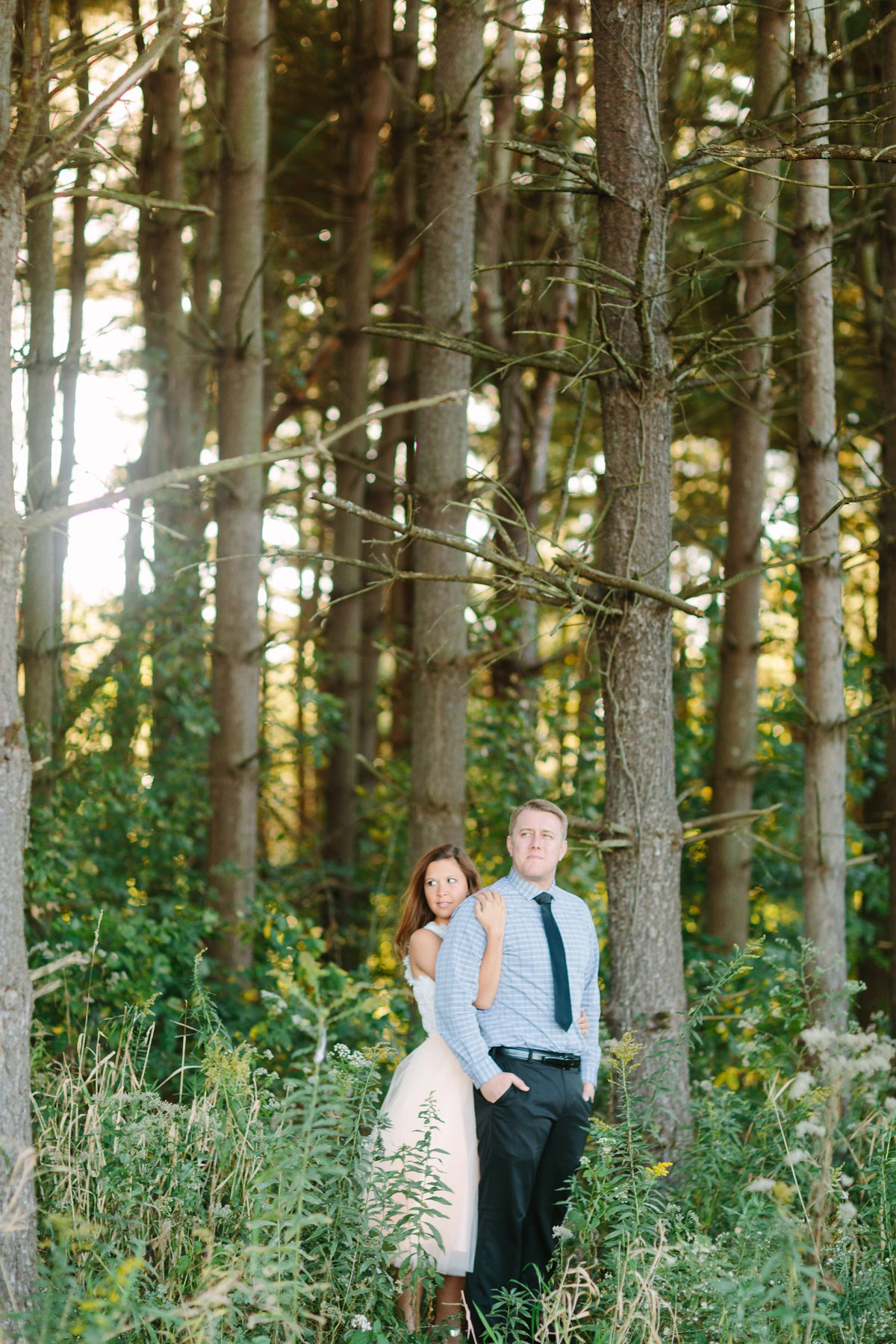 Cincinnati Fall Engagement Session . Tire Swing Photography_0032