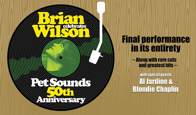 Brian Wilson presents Pet Sounds – Montreal 7/7/2016