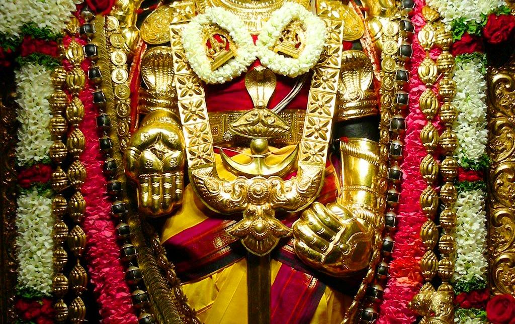 Mystery Behind The Unusual Hand Mudras Of Lord Sri Venkateswara In ...