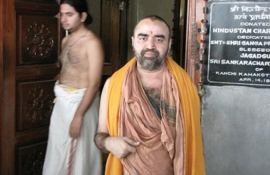 Sri Sankara Vijayendra Saraswathi