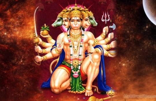Holy Lord Hanuman