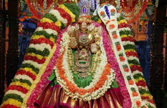 Hindu Goddess Maha Lakshmi
