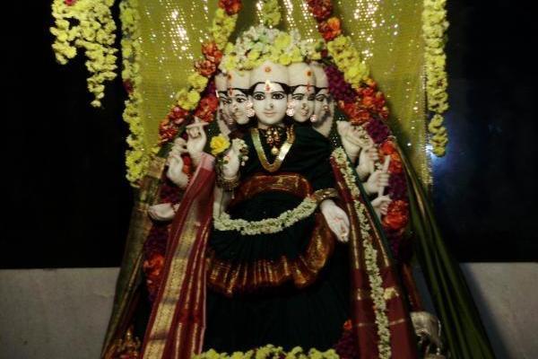 Sri Gayathri Devi Vishwakarma Temple,Nellore