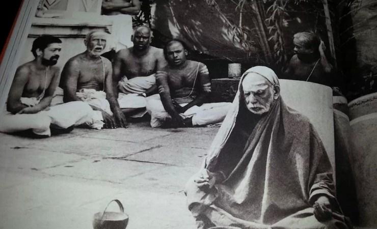 The Maha Periyava