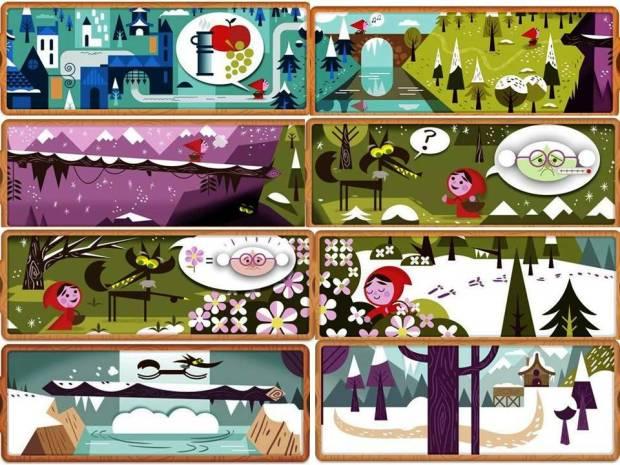 doodle fratelli grimm 1