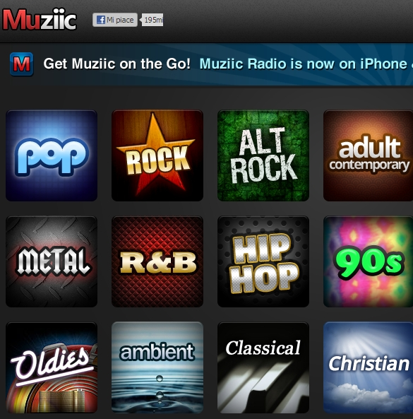 muziic radio online