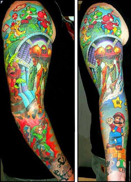 tattooo g
