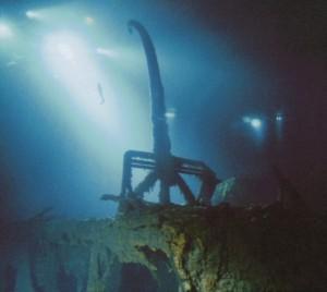 Lifeboat 1 davit