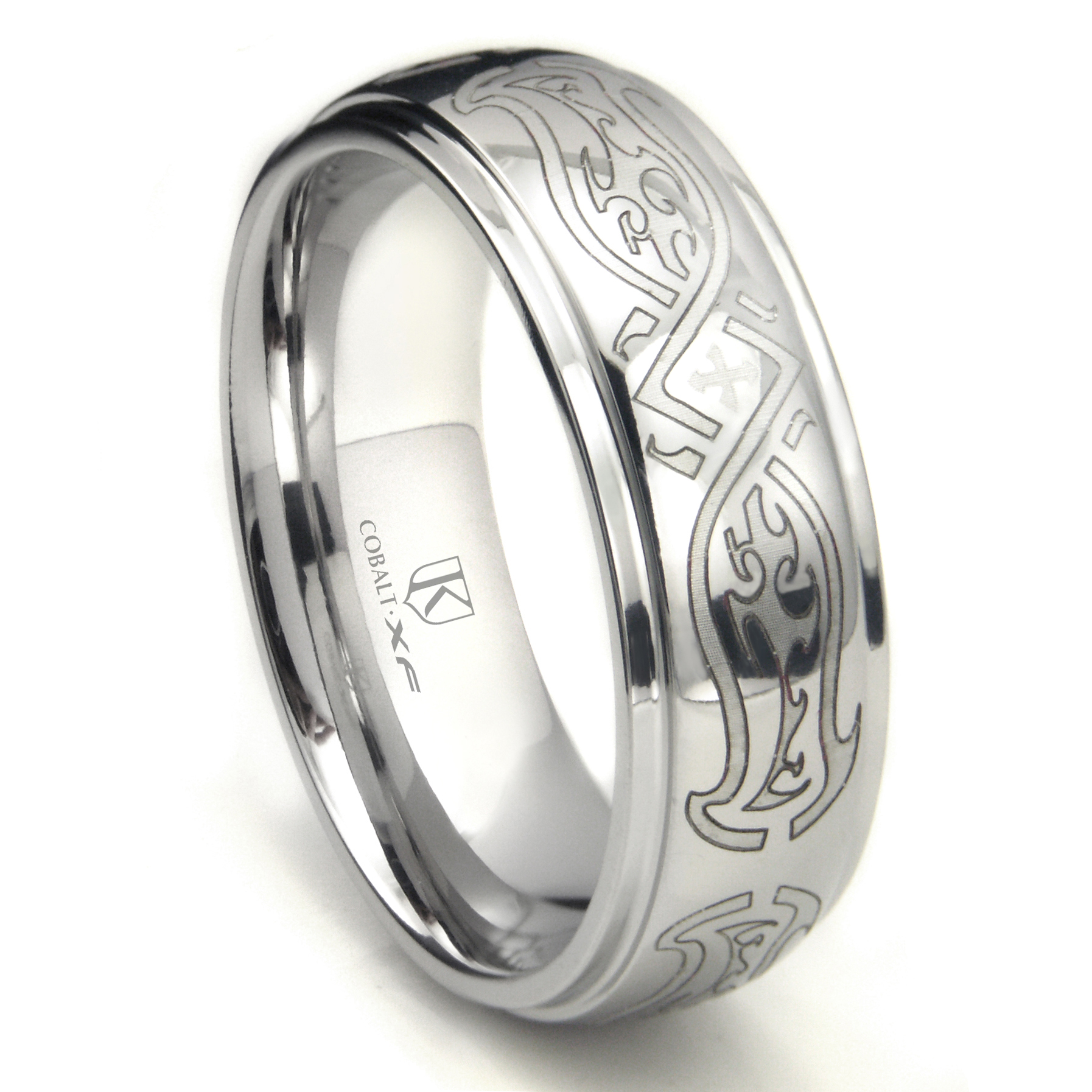 Invigorating Cobalt Xf Chrome Celtic Wedding Band Ring Celtic Wedding Rings Argos Celtic Wedding Rings Ireland wedding rings Celtic Wedding Rings