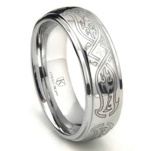 Medium Of Celtic Wedding Rings