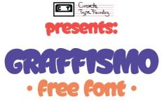 Graffismo Display Typeface