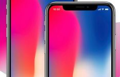 iPhone X Presentation PSD Mock-up