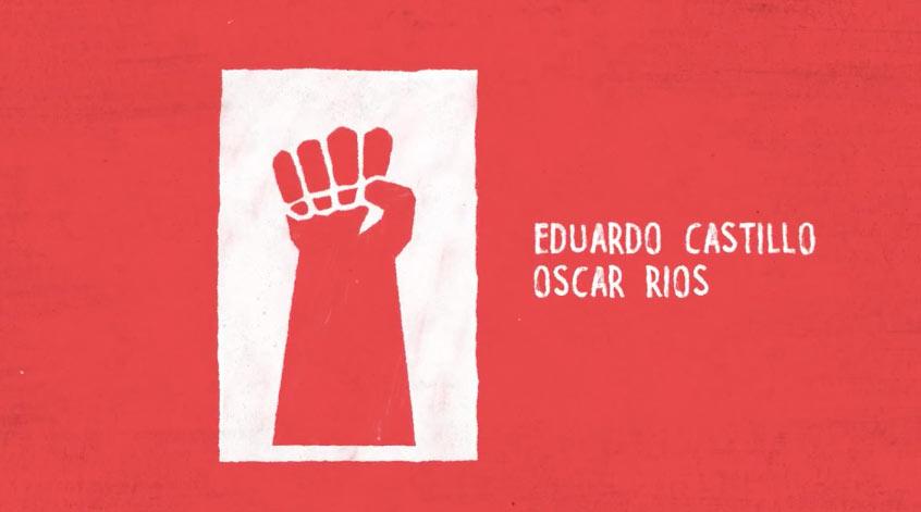 El Afiche Title Sequence by Felipe Vargas