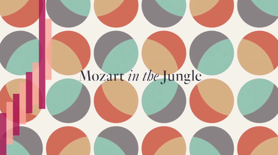 Mozart In The Jungle Season 2 Opening Titles