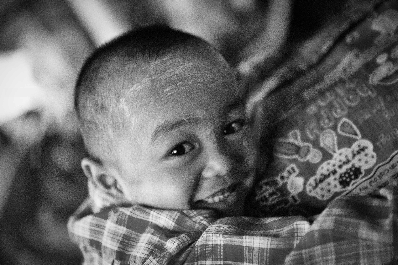 Myanmar. Portraits