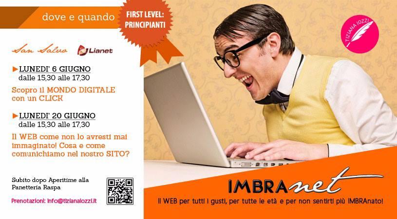 IMBRAnet: il Web per tutti i gusti e tutte le età per non sentirti più imbranato!