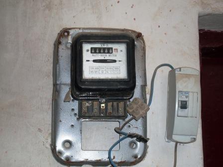 عداد الكهرباء