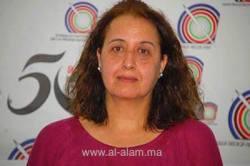 الصحافية فاطمة لاماب