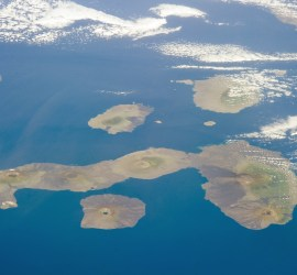 ISS-38_Galapagos_Islands