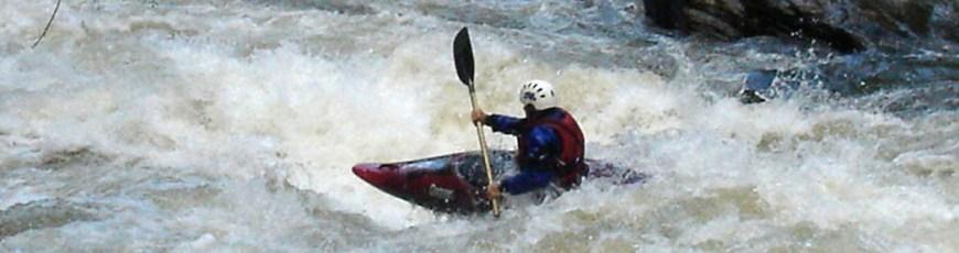 World Champion Kayaker