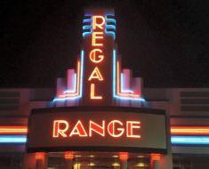 regal range at night