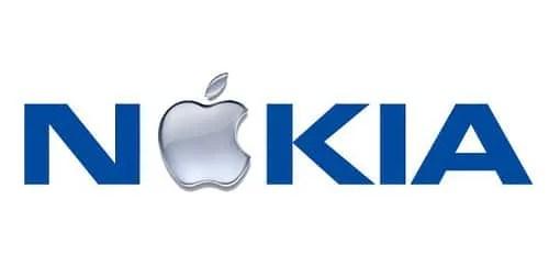 Nokia + Apple
