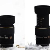 Sigma 105mm F2.8 EX DG Macro review