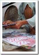 Tarot, echando las cartas